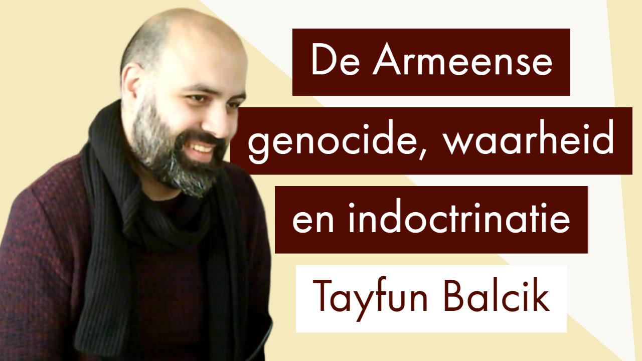 armeense genocide, tayfun balcik, vocast