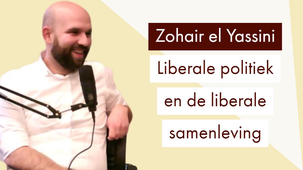 Tweede Kamerlid VV Zohair El Yassini