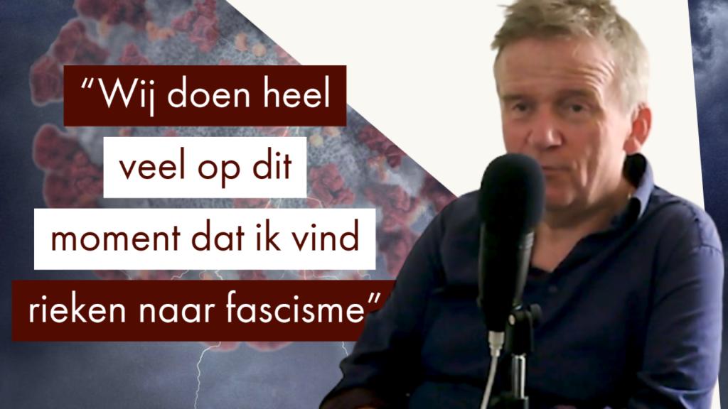 René ten Bos, Coronastorm