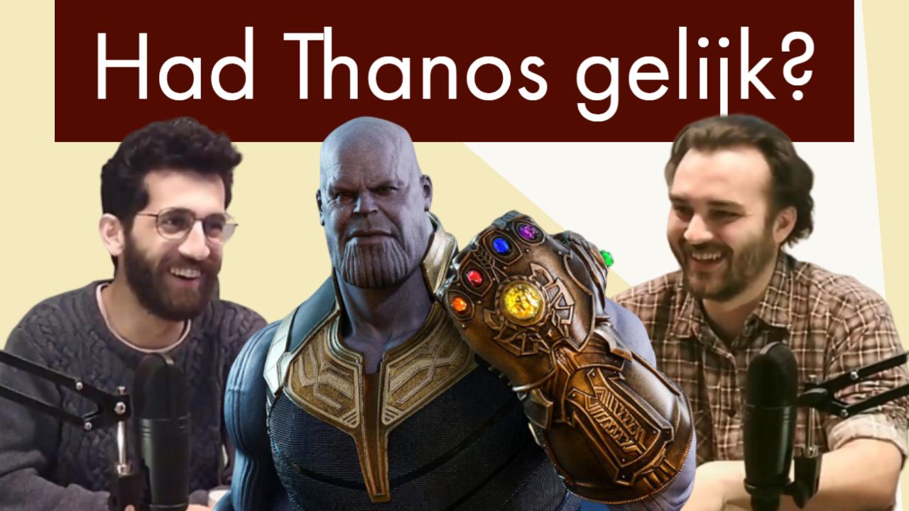 Thanos, Marvel, Shad Raouf, Vocast
