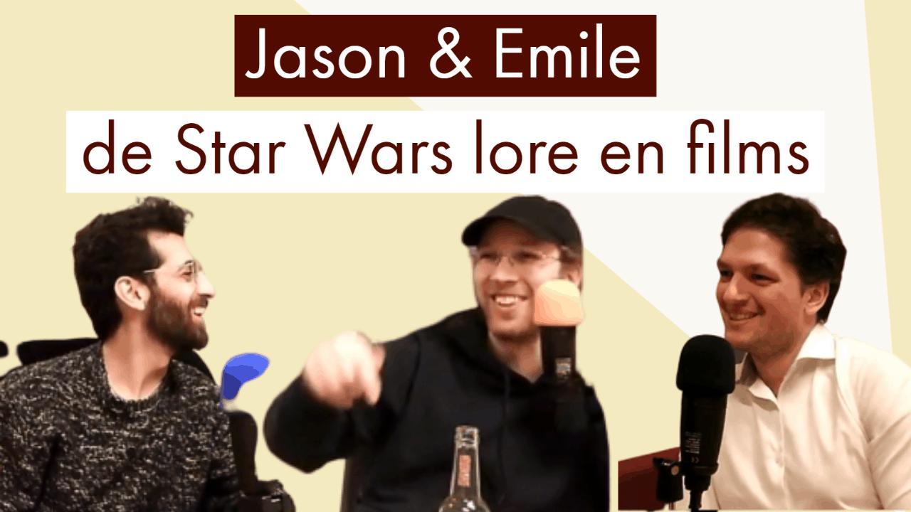Star Wars lore en films