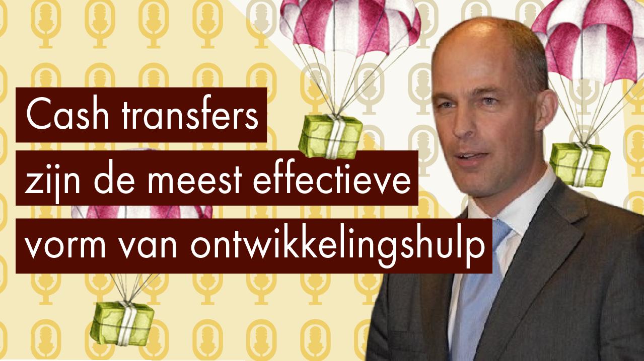 Vocast: onversneden conversaties cash transfers tom de veer