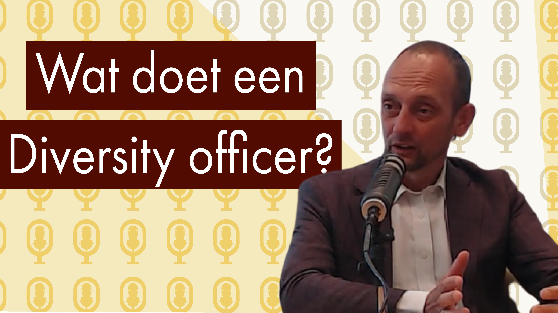 Ruard Ganzevoort diversity officer vu amsterdam eerste kamerlid groenlinks vocast