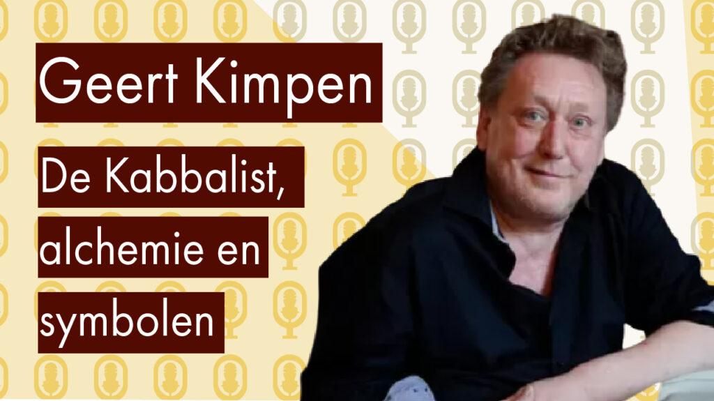 Geert Kimpen de Kabbalist
